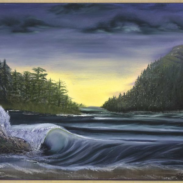 Early Sunrise 1 - Kim Hogan Fine Art