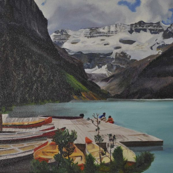 Lake Louise - Kim Hogan Fine Art