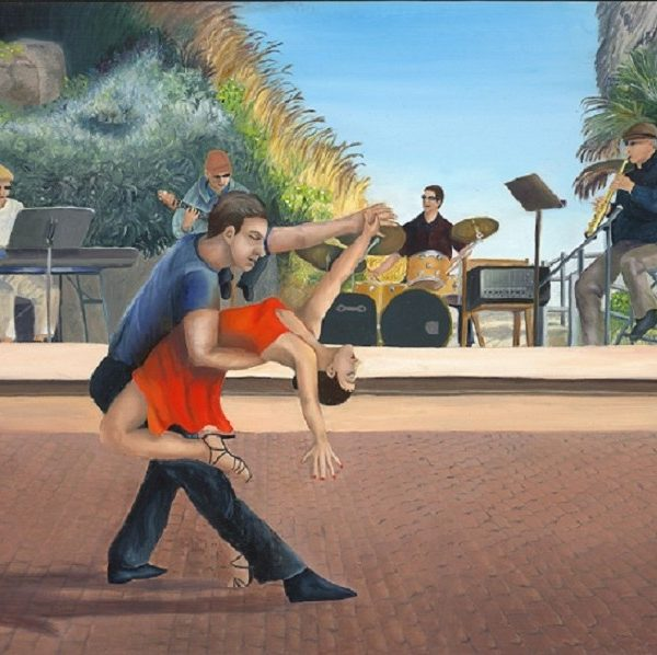 Let's Dance - Kim Hogan Fine Art