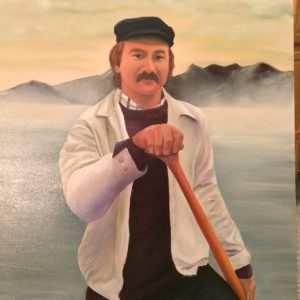 Rory's Father - Kim Hogan Fine Art